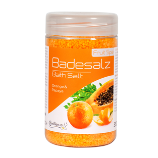 Camillen Fodbadesalt, Orange & Papaya