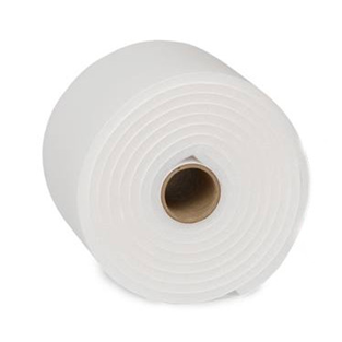 Polsterplast 2 m x 9 cm x 5 mm, i rulle