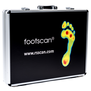 RSscan, Flight Case, Aluminium