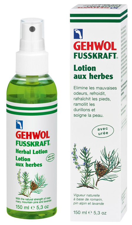 GEHWOL, Urtelotion, Grøn, 150 ml