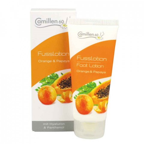 Camillen Lotion, Orange & Papaya, 100 ml.